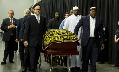Muhammad Ali Janaza