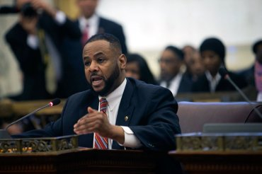 Philadelphia City Councilman Curtis Jones, Jr. successfully urged the council to adopt both Muslim Eid holidays