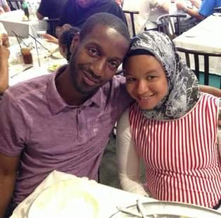 Rachel and Hassan